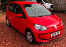 Volkswagen Up 1.0 (60ps) Move Up Hatchback 5d 999cc