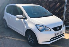 Seat Mii 1.0 12v (60ps) I-TECH Hatchback 3d 999cc
